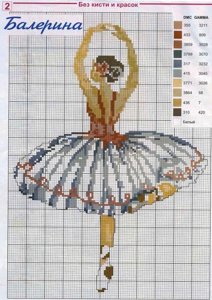 Прекрасная балерина